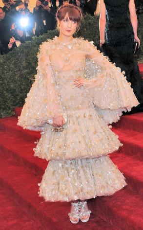 MET Gala, Florence Welch