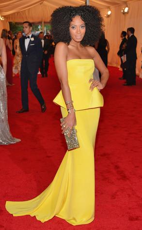 MET Gala, Solange Knowles