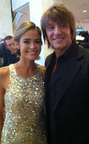 Denise Richards, Richie Sambora