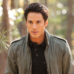 Michael Trevino, The Vampire Diaries