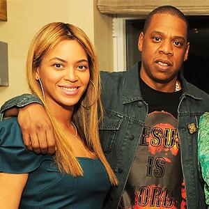 Beyonce, Jay-Z, Erica Reid, Antonio 'L.A.' Reid, Mary J. Blige