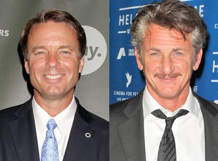 John Edwards, Sean Penn