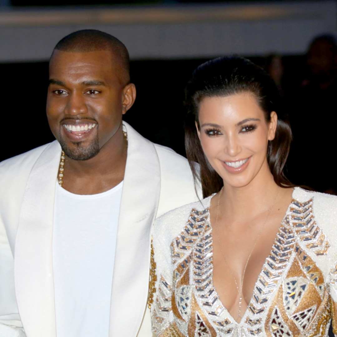 IM SO LUCKY: Kanye West plays proud husband, tweets