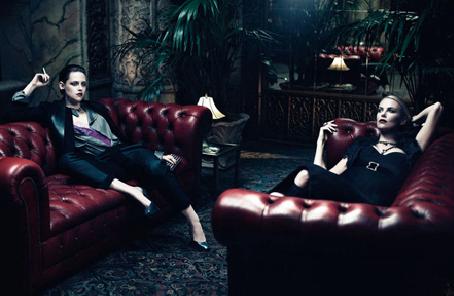 Interview, Charlize Theron, Kristen Stewart