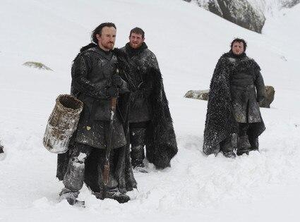 Game of Thrones, Jerome Flynn, Mark Stanley, John Bradley