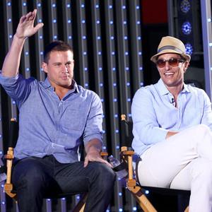 Matthew McConaughey, Channing Tatum
