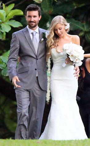 Brandon Jenner, Leah Felder