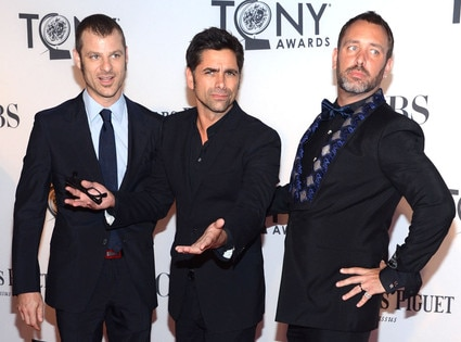 Tony Awards, John Stamos, Trey Parker, Matt Stone