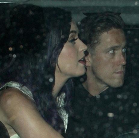 Katy Perry, Rob Ackroyd