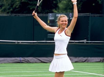 KIRSTEN DUNST, Wimbledon