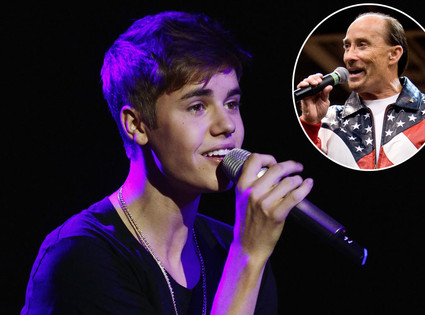 Lee Greenwood, Justin Bieber