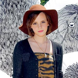 Frontdoor - Emma Watson