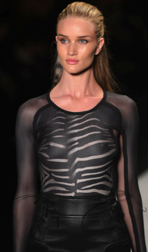 Rosie Huntigton-Whiteley, SPFW