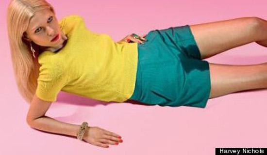 Chelsea Harvey Nichols X3