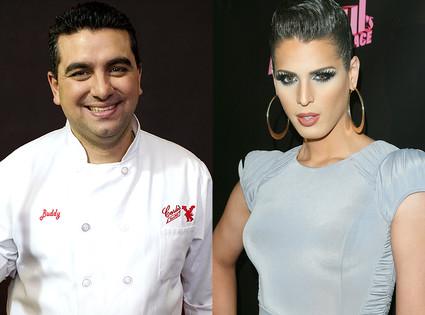Buddy Valastro, Cake Boss, Carmen Carrera