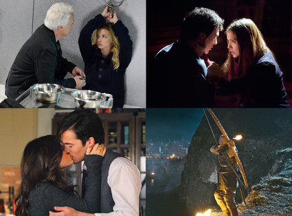 Pretty Little Liars, Game of Thrones, Revenge, The Vampire Diaries