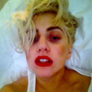 Lady Gaga, Twit Pic