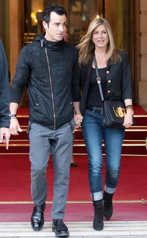 Jennifer aniston forlovad