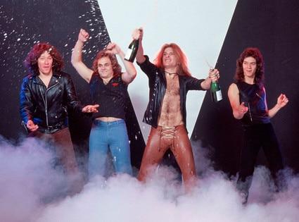 Van halen from hair bands real life rock of ages e news van halen publicscrutiny Image collections
