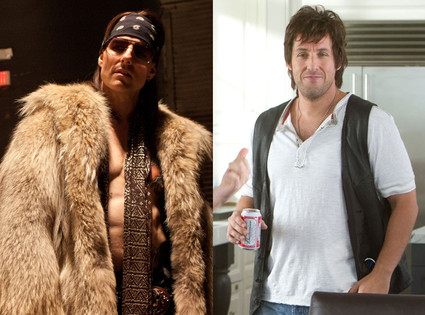 Tom Cruise, Rock of Ages, Adam Sandler, That's My Boy