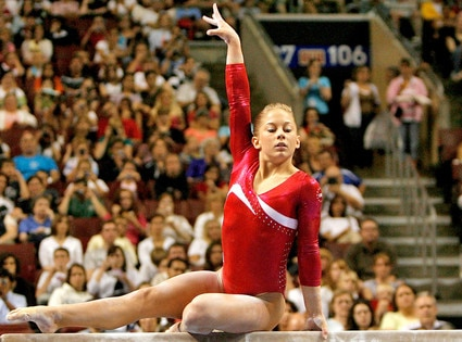 Awesome Olympians, Shawn Johnson