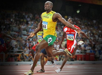Awesome Olympians, Usain Bolt