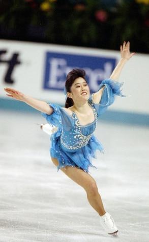 Awesome Olympians, Kristy Yamaguchi