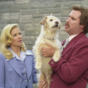 Christina Applegate, Will Ferrell, Anchorman