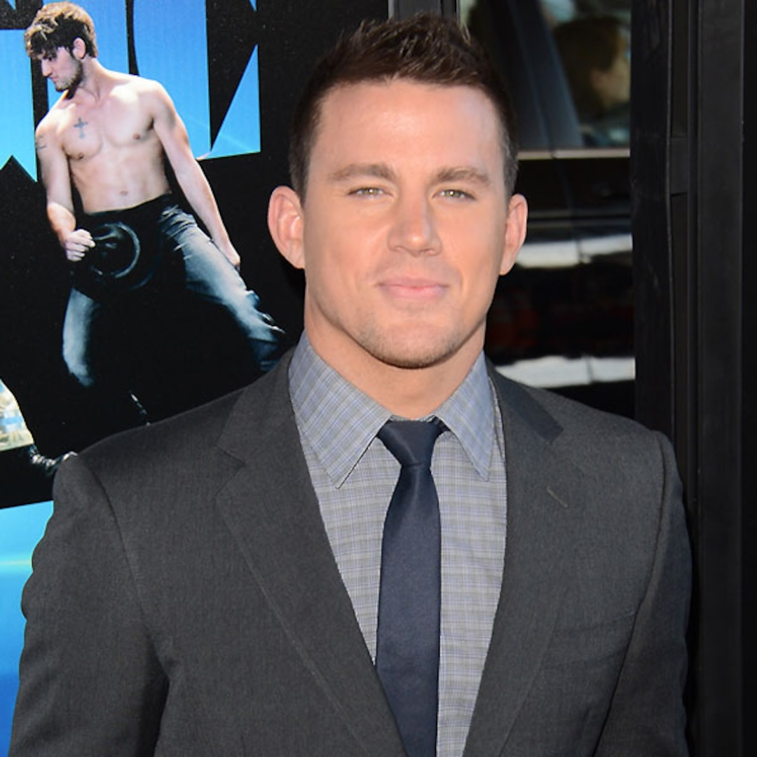 Channing Tatum Sexiest Man Alive: Actor Named Peoples