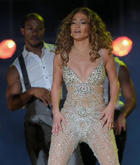 Jennifer Lopez, Pop Music Festival