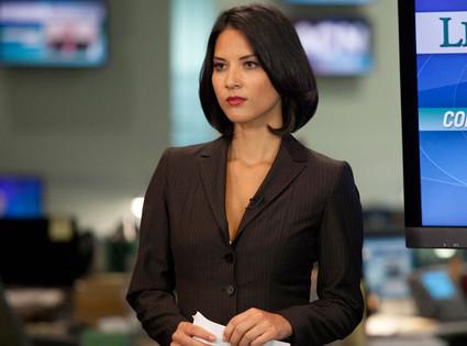 THE NEWSROOM, Olivia Munn