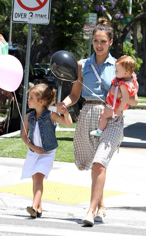 Jessica Alba, Honor Marie, Haven