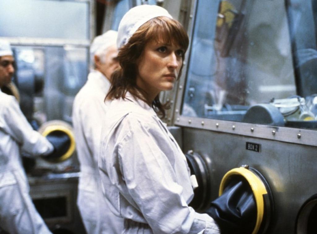 Silkwood, Meryl Streep