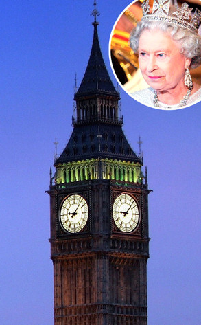 Big Ben, Queen Elizabeth