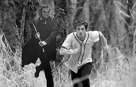 abraham lincoln vampire hunter Soup Twilight X2