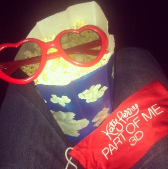 Katy Perry, 3D