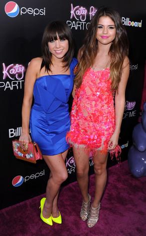 Selena Gomez, Carly Rae Jepsen