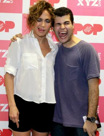 Jennifer Lopez, careta