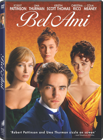 Bel Ami, NO USE UNTIL 6/29 BY ALYSSA TOOMEY