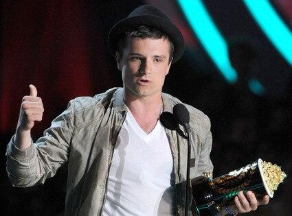 MTV Movie Awards Show, Josh Hutcherson
