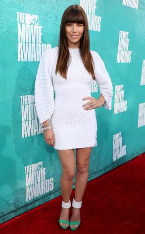 MTV Movie Awards, Jessica Biel