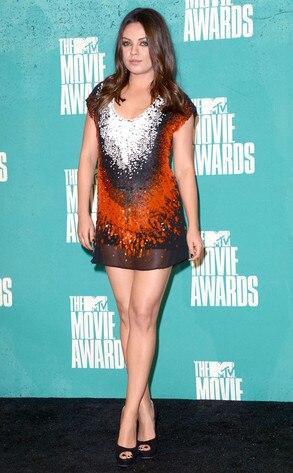 MTV Movie Awards, Mila Kunis