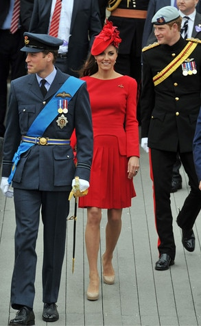 Prince William, Duke of Cambridge, Catherine, Duchess of Cambridge, Prince Harry, Kate Middleton