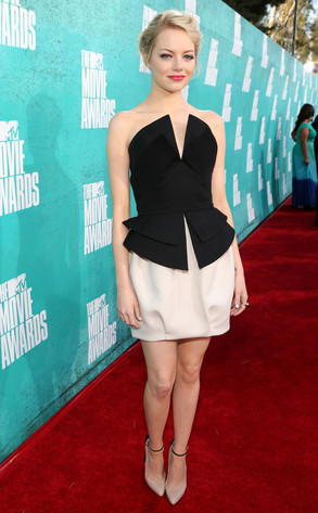 MTV Movie Awards, Emma Stone