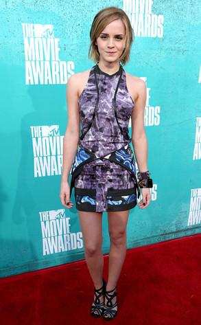 MTV Movie Awards, Emma Watson