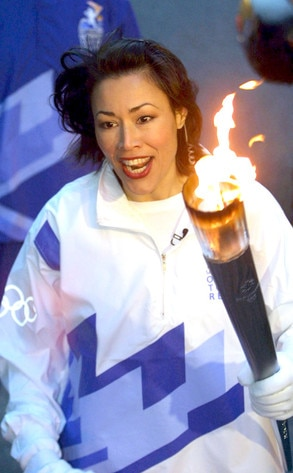 Olympic Torchbearers, Ann Curry
