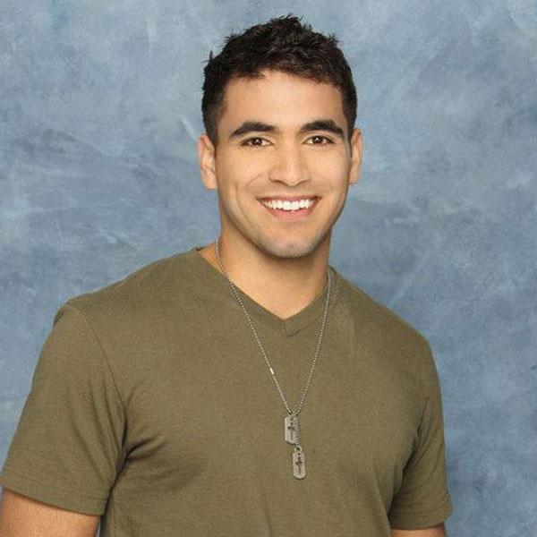 Roberto Martinez, The Bachelorette