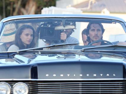 Christian Bale & Natalie Portman
