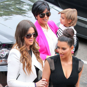 Khloe Kardashian Odom, Kim Kardashian, Kris Jenner, Mason Disick