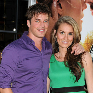 Matt Lanter, Angela Stacy